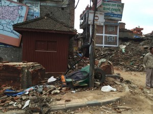 Bhaktapur Earthquake Site