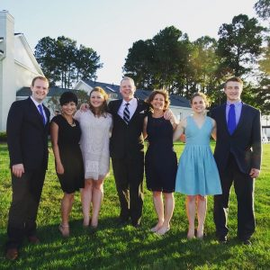 Millers:Campbells Family Photo May 2015
